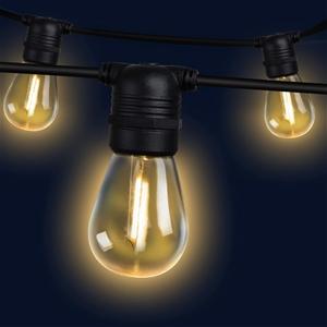 32m LED Festoon String Lights Kits Weddi