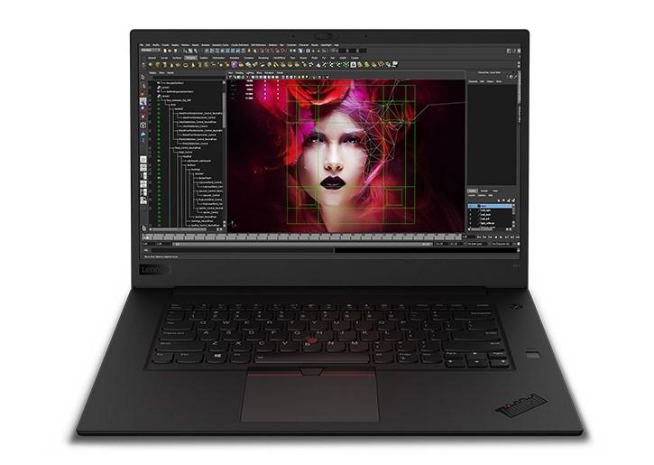 """Lenovo ThinkPad P1 - 15.6"""" 4K Touch/Xeon E-2176M/32GB/2x 256 GB NVMe/QP2000"""