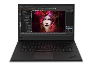 "Lenovo ThinkPad P1 - 15.6"" 4K Touch/Xeon"