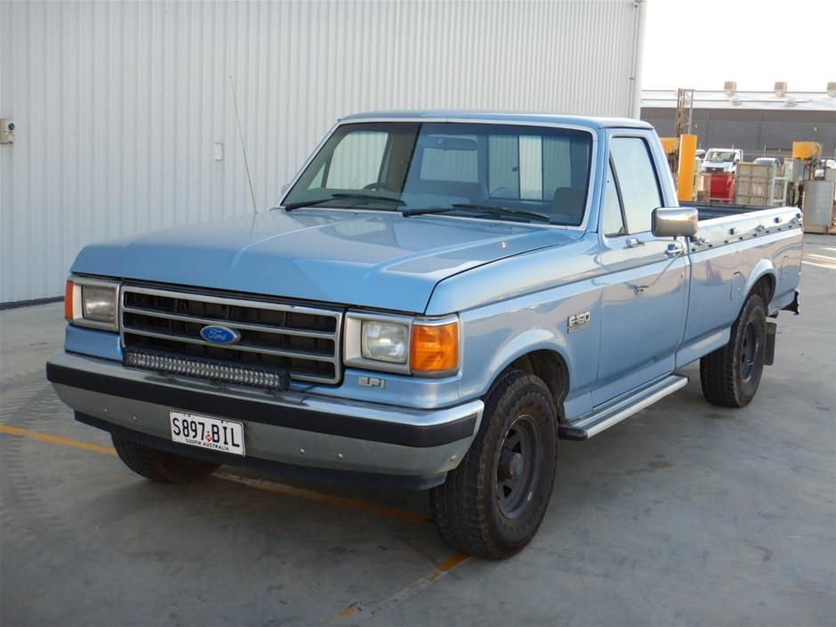 2004 Ford Bi Fuel LPG F-150 Truck Service Manual