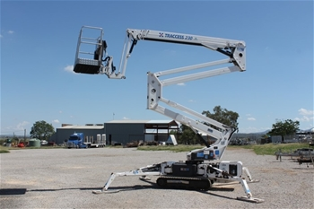Spider Lift & Trailer Package