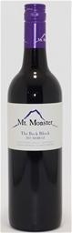 Mt Monster The Back Block Shiraz 2015 (12 x 750ml)