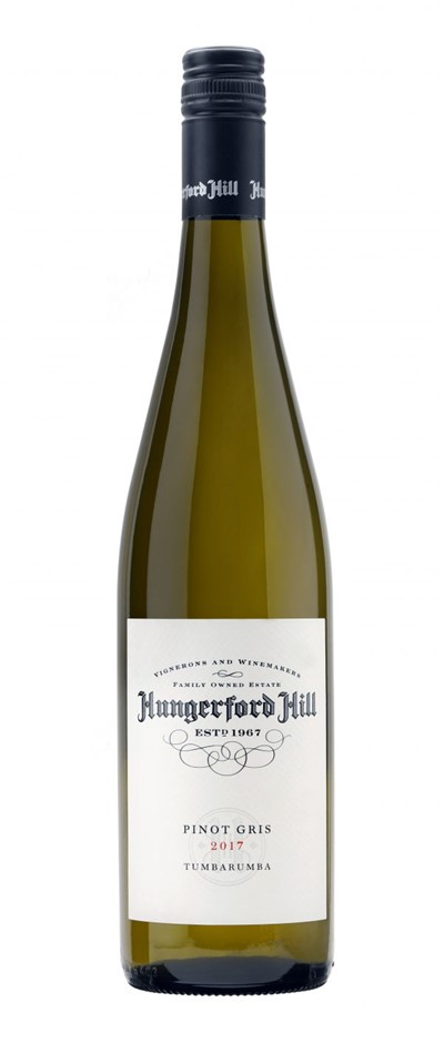 Hungerford Hill Classic Tumbarumba Pinot Grigio 2018 (6 x 750mL), NSW.