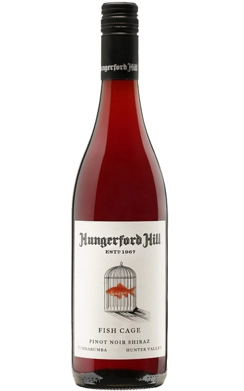 Hungerford Hill Fishcage Pinot Shiraz 2018 (12 x 750mL), NSW.
