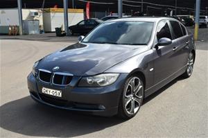2007 BMW 320i Executive E90 Auto Sedan