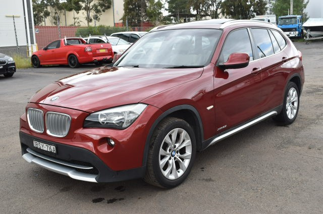 2010 BMW X1 xDrive 25i E84 Automatic Wagon