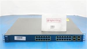 CISCO Catalyst 3560G 24-Port Switch
