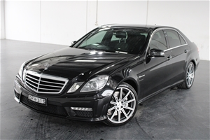 2011 Mercedes Benz E63 Amg Biturbo Exclusive Package W212 Automatic Sedan