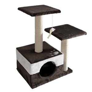 i.Pet 70cm Cat Scratching Tree Gym Post