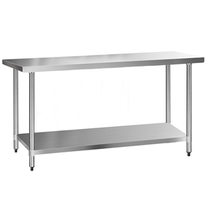 Cefito 610 x 1829mm Commercial Stainless