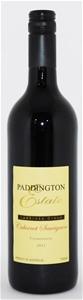 Paddington Estate Cab Sav 2011 (6x 750ml