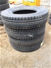 Qty of 8 2019 Unused 11R 22.5-16PR Tyres