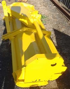 Mott 8' Flail Mower: 8 foot wide, new PTO shaft