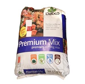 DEBCO 50L Bag Premium Potting Mix. (SN:C