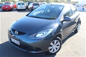 Unreserved 2007 Mazda 2 Neo DE Automatic Hatchback