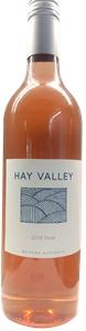 Hay Valley Rosé 2018 (12 x 750ml) Great