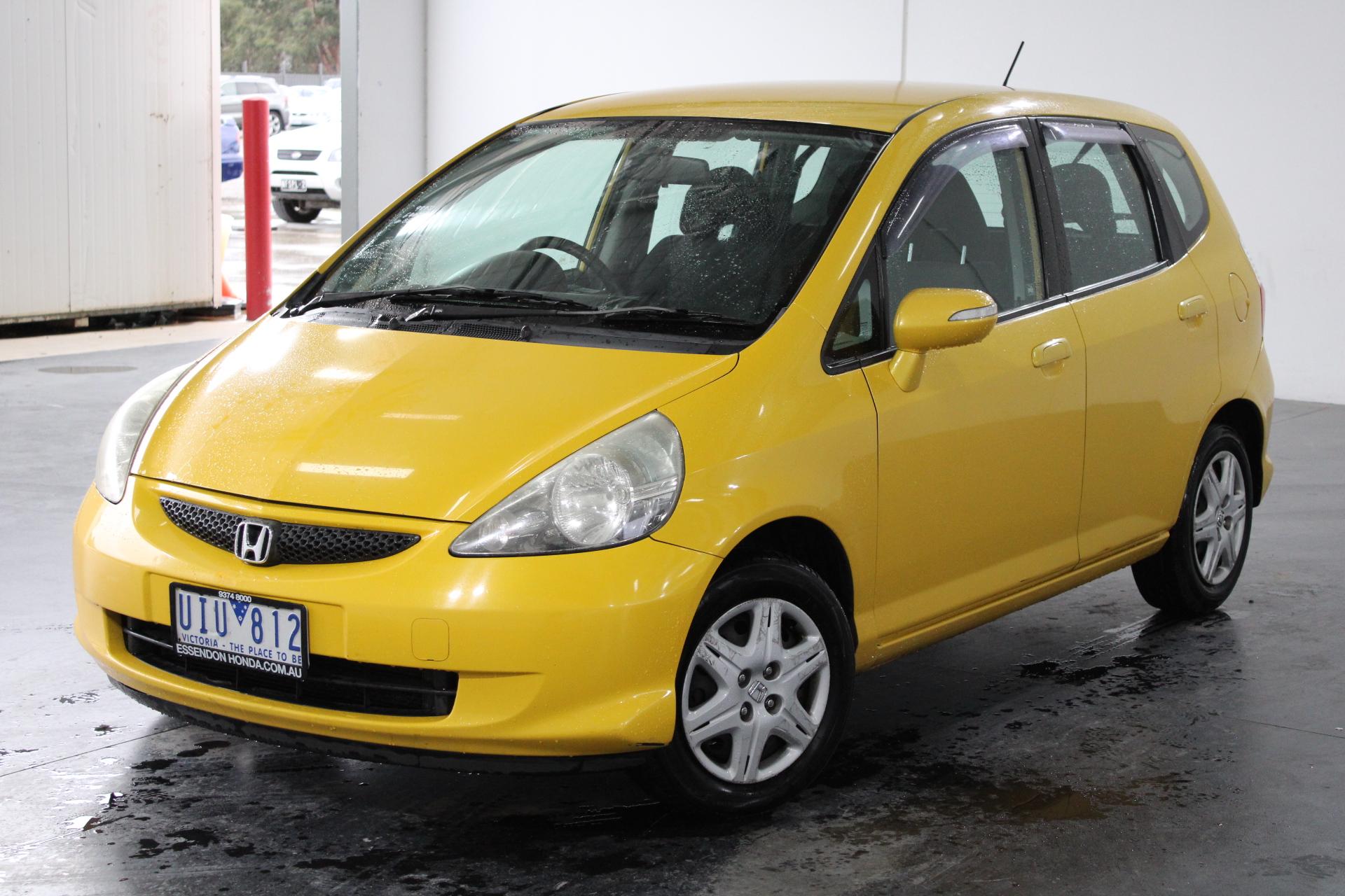 2006 Honda Jazz Vti Gd Automatic Hatchback Auction 0001 3441339