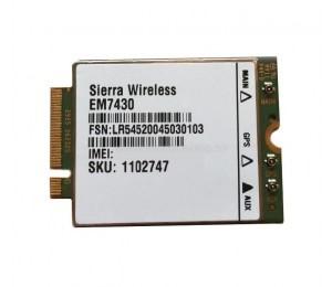 ThinkPad Sierra EM7430 CAT6 WWAN Mobile