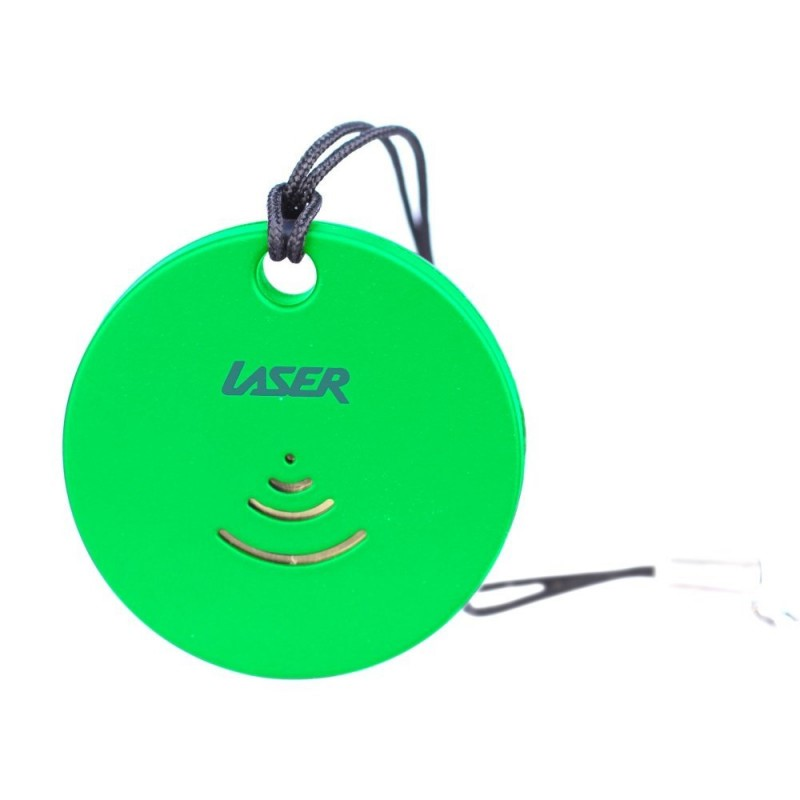 (4 Pack) Laser Bluetooth Trackers Green