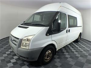 b3d9591b57 Ford Transit High (LWB) VM Turbo Diesel Manual Van Auction (0001 ...