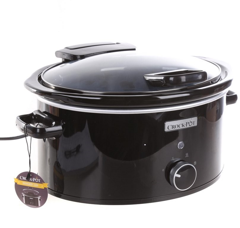 CROCK POT Electric Cooker Serves 5 to 6 Persons. (SN:CC36285) (267514-61)