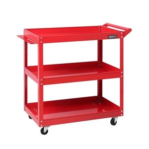 New Giantz Tool Cart 3-Tier Parts Steel