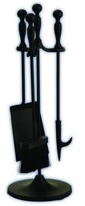 Melton Craft 4 PC Mini Firetool Set H56c
