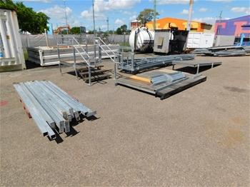 Worksite Walkway Platforms