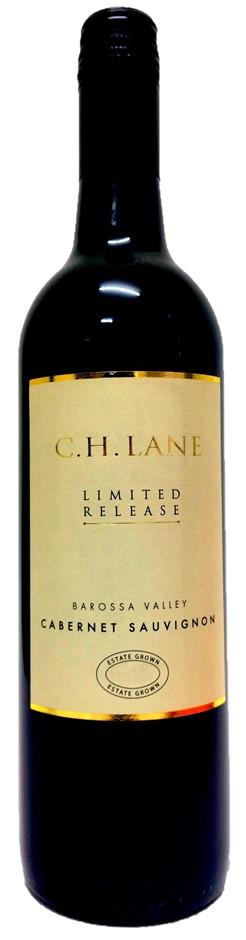 C.H Lane Limited Release Cabernet Sauvignon 2015 (12 x 750mL), Barossa, SA
