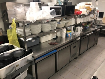 Catering Equipment: