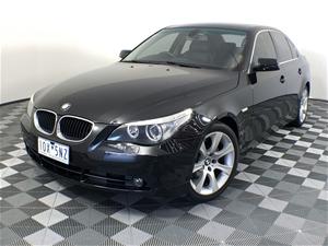 2005 BMW 5 30i E60 Automatic Sedan