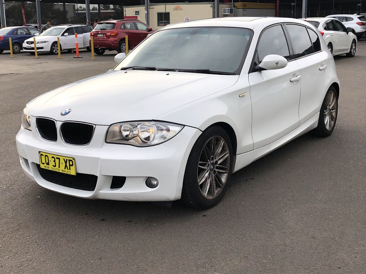 2007 BMW 118i Auto 5D Hatch 123,397kms
