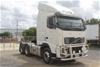 2010 Volvo FH16 6x4 Prime Mover Truck