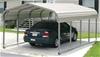 Unused Portable Galvanised Steel Carport Kit