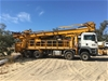 EDM 2000 - High Capacity Mutipurpose Drill Rig Mounted on MAN TGS 8x8 Truck