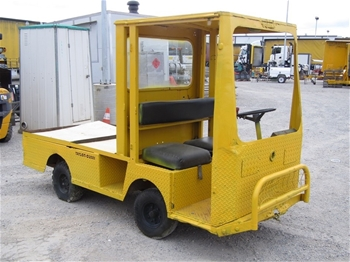 Electric Untility Cart