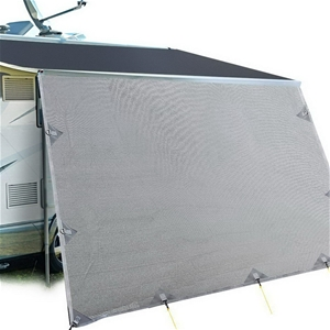 Weisshorn Caravan Roll Out Awning 4.3 x