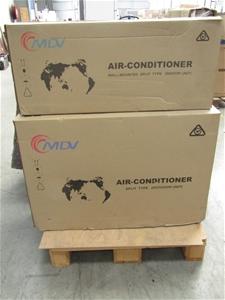 MDV Split System Air Conditioner