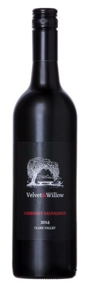 Velvet & Willow Cabernet Sauvignon 2014 (12 x 750mL) Clare Valley, SA