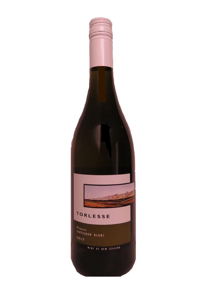 Torlesse Sauvignon Blanc 2017 (12 x 750mL) Waipara, NZ
