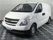 2012 Hyundai iLOAD TQ Manual Van