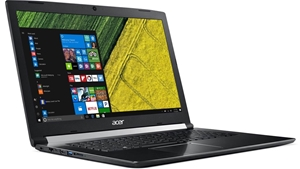 "Acer Aspire 7 - 17.3"" FHD IPS/i5/16GB/25"