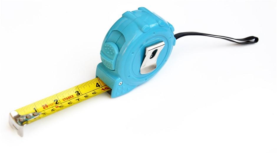 Tape Measure 8m x 25mm
