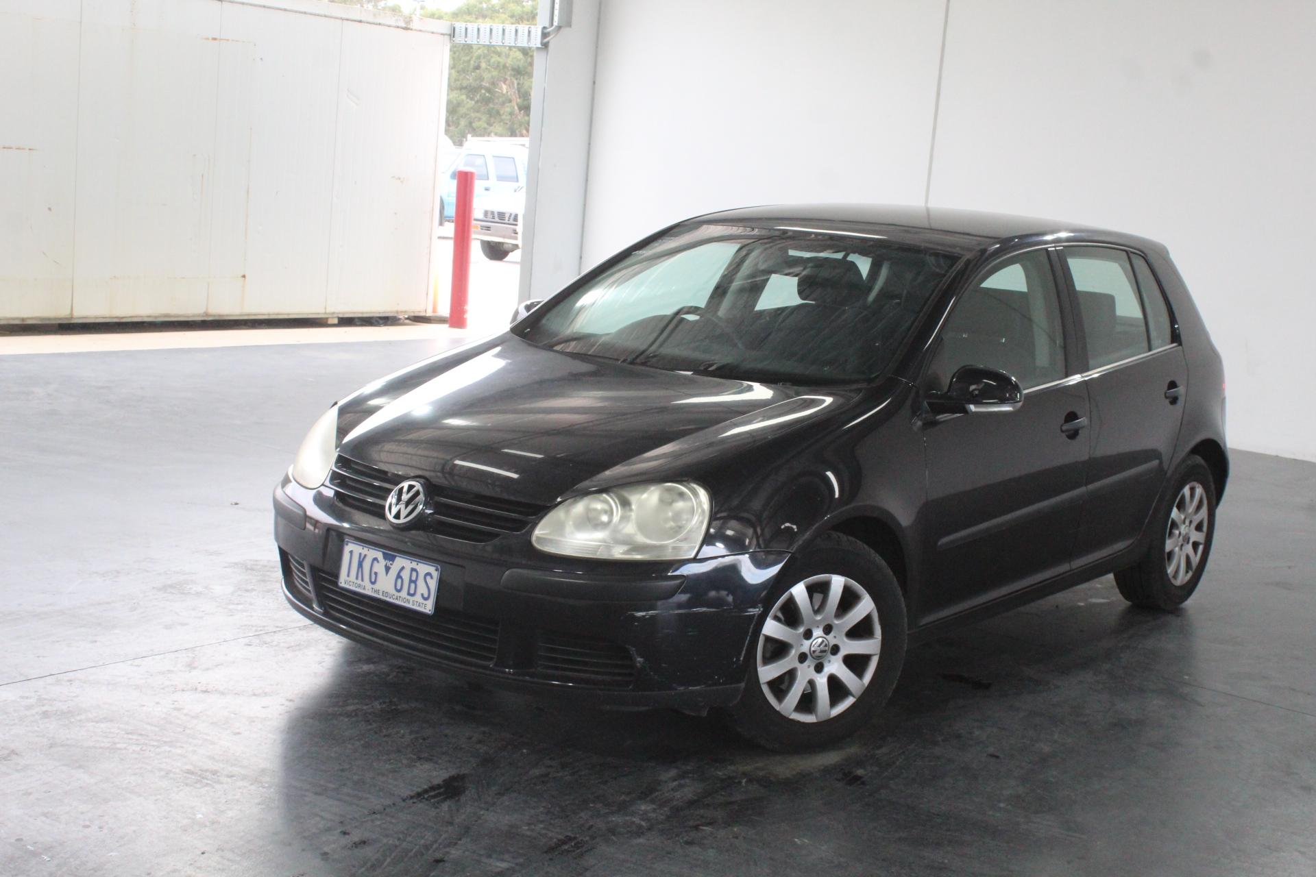 2005 Volkswagen Golf 1.9 TDI Trendline 1k Turbo Diesel Automatic Hatchback