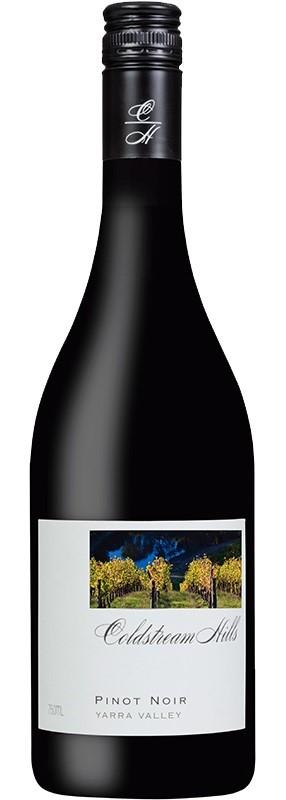 Coldstream Hills Pinot Noir 2018 (6 x 750mL), Yarra Valley, VIC.