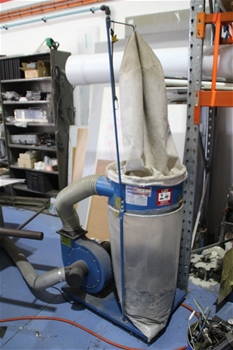 Hafco Single Bag Dust Extractor