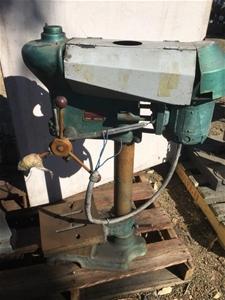 Richardson Bench Drill