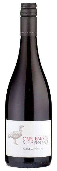 Cape Barren `Native Goose` GSM 2017 (12 x 750mL), McLaren Vale, SA.