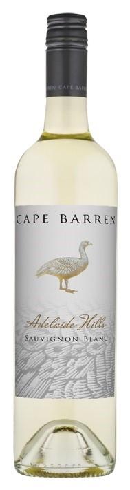 Cape Barren Sauvignon Blanc 2017 (12 x 750mL), Adelaide Hills, SA.