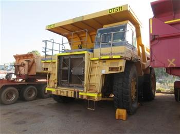 Komatsu HD785 4x2 Dump Truck